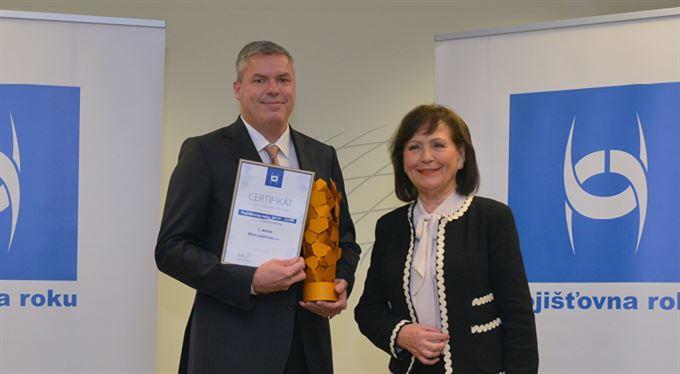 Obchodní ředitel pro externí distribuční kanály Allianz pojišťovny Radim Krist s pojišťovnictvím spojil celý svůj profesní život.