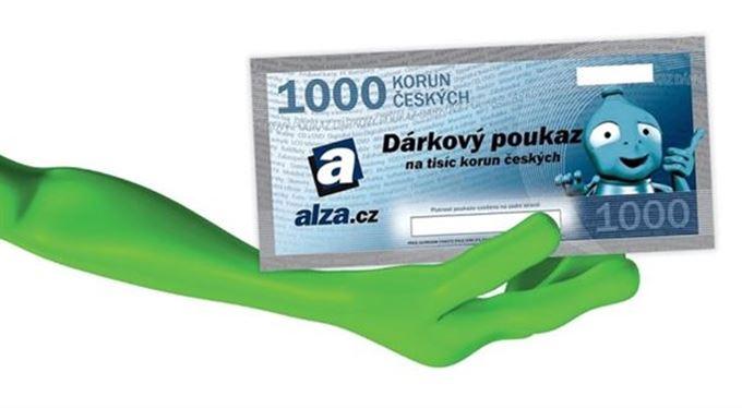 UniCredit Bank vás zve k soutěži o tři tisícové poukazy do Alzy